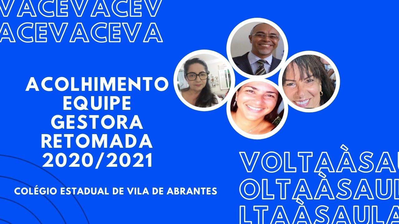 Download Acolhimento - Equipe Gestora CEVA