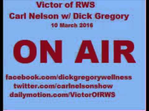 Dick Gregory- Recess Appointment, Culture Patterns, Circumcision | 10 March 2016