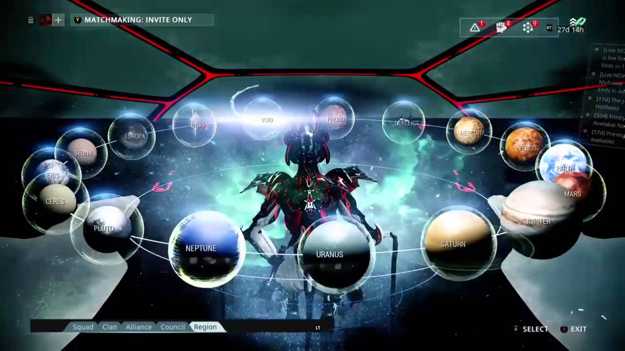 Planet Order | WARFRAME Wiki | FANDOM powered by Wikia