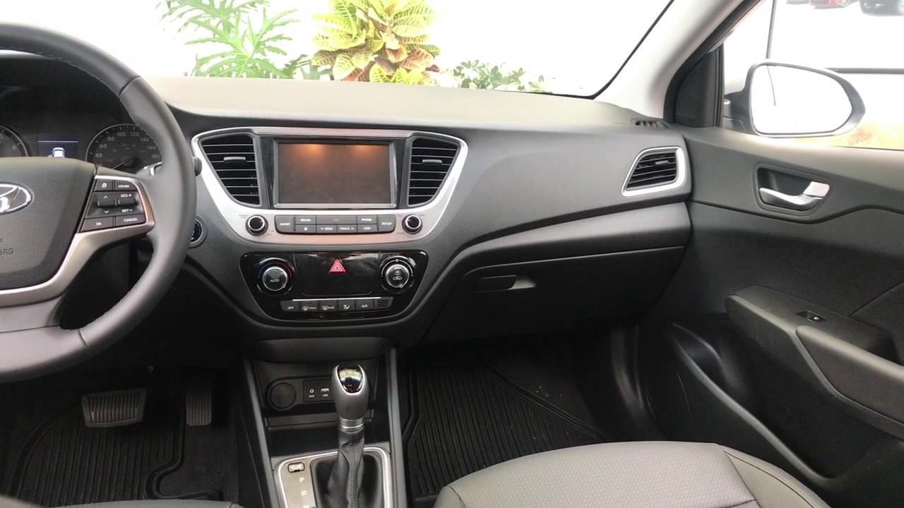 Hyundai Accent 2018 Buena Opci 243 N En La Base Y En El Tope No En La Mitad Youtube