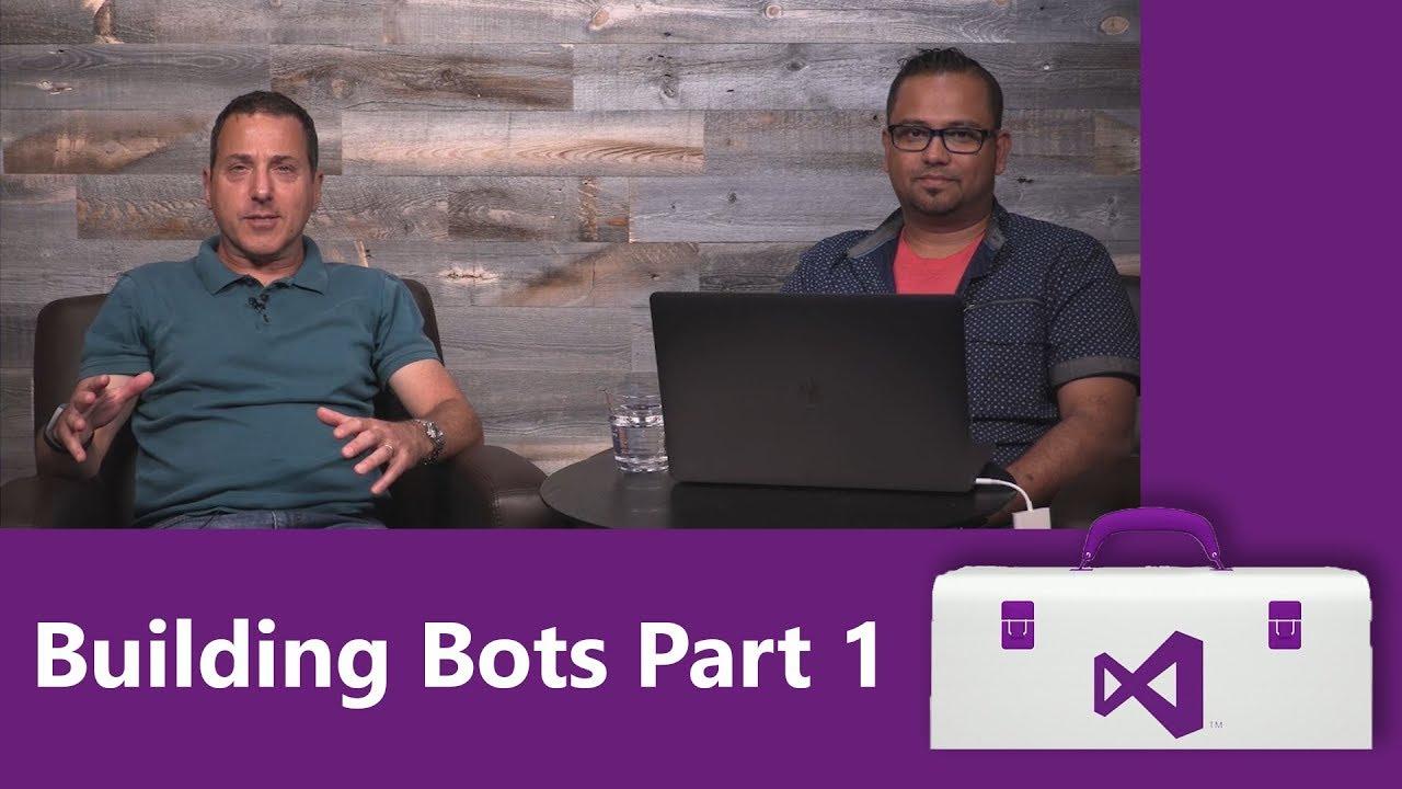 How-to: Einführung in die Erstellung von Bots
