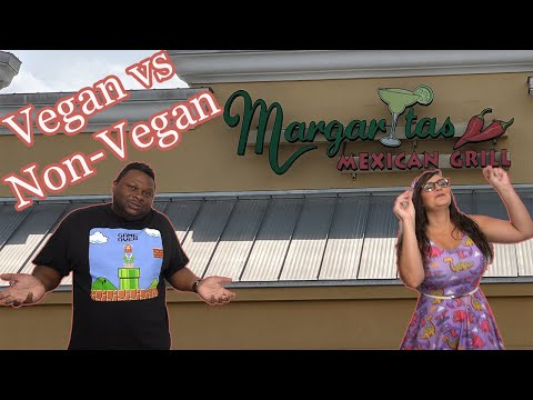 Margarita's Mexican Grill - Vegan & non-vegan takeout food review - Jacksonville, FL