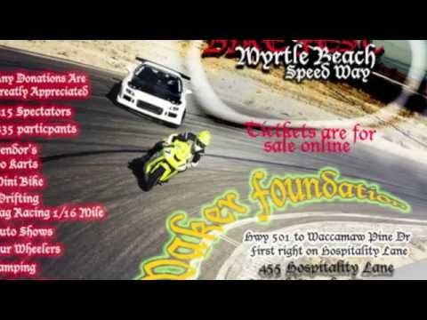 THE WAKERFOUNDATION at Atlantic Beach, South Carolina (Myrtle Beach Speedway)