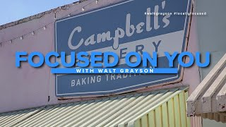 Focused On You - Campbell's Bakery