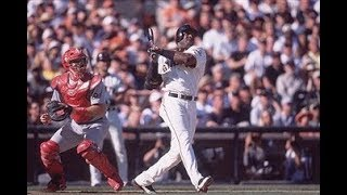 Barry Bonds 3-Run HR into McCovey Cove - '02 NLCS Game 3