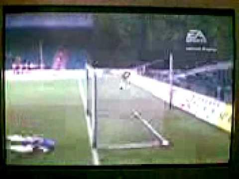 Best fifa 09 goal - Scott Jamieson (Adelaide United)
