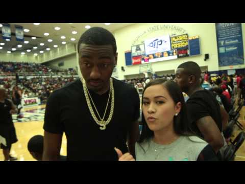 HHW All Access takes you inside Ludacris Celebrity Basketball Game