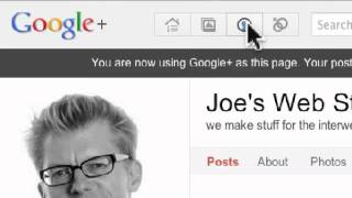 How to create a Google Plus Business Page