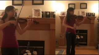 River Flows in You - Yiruma (violin duet)