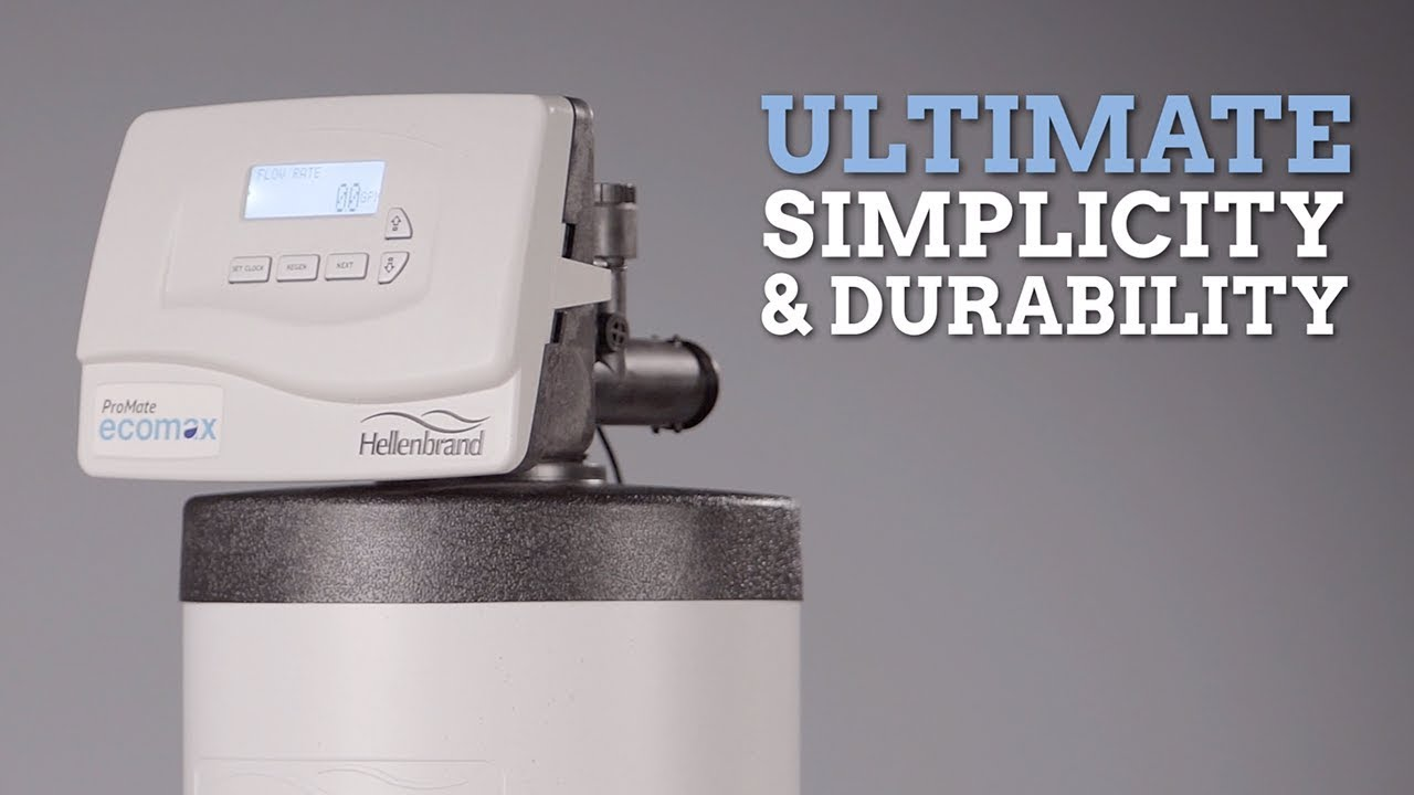 Promate Ecomax Water Softener Youtube