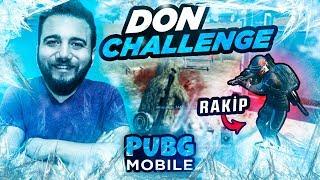 DON YA DA ÖL! DON CHALLENGE! PUBG Mobile Komik Anlar