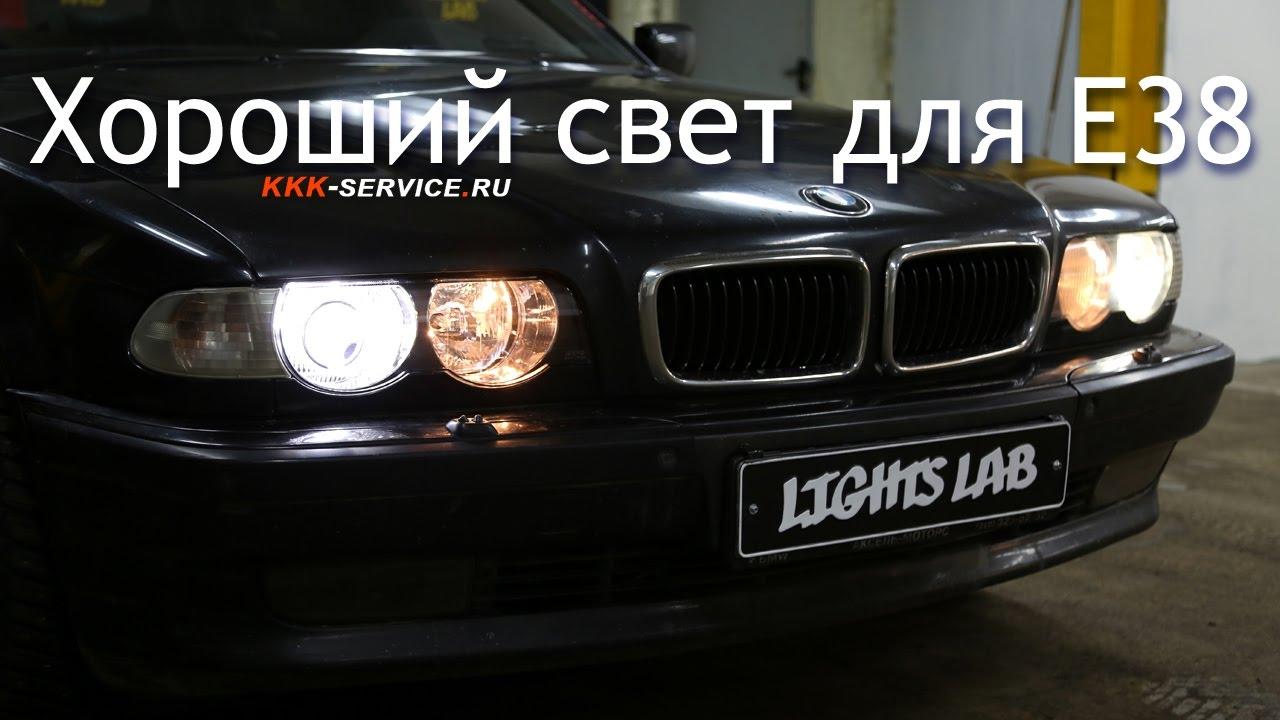 Биксенон, линзы и ангелсьские глазки на Hyundai Solaris
