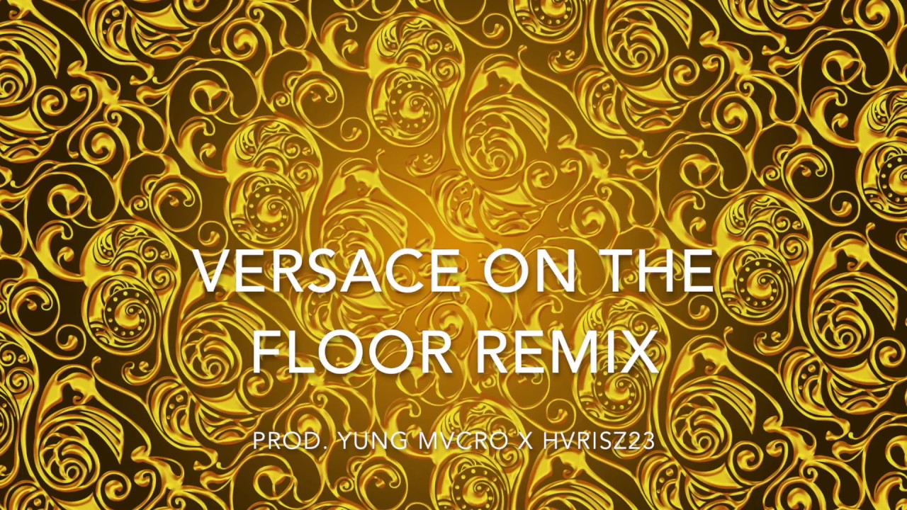 Bruno Mars Versace On The Floor Official Yung Mvcro X