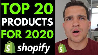 TOP 20 WINNING PRODUCTS TO DROPSHIP IN 2020: Top Shopify Dropshipping Products for 2020