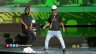 EMTEE Live Performance at AFRIMA 2017