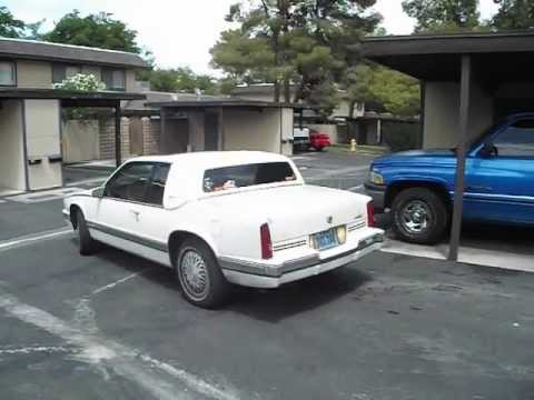 1991 cadillac eldorado biarritz youtube. Black Bedroom Furniture Sets. Home Design Ideas