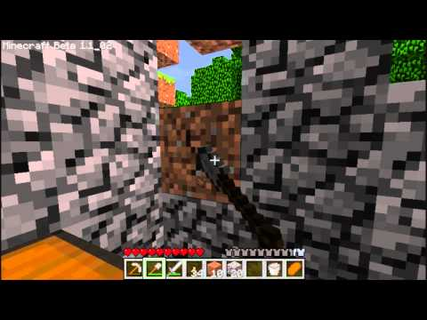 Minecraft Beta Let's Play(7): Exiting the Arch de Triumph
