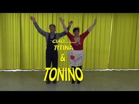 BALLO DI GRUPPO TITINA E TONINO 2017 COREO JUANNY