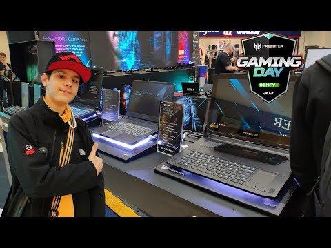 Predator Gaming Day в Одессе (2019) (Премьера)