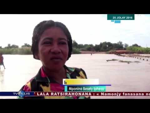 VAOVAO PARITRA DU 25 JUILLET 2016 BY TV PLUS MADAGASCAR