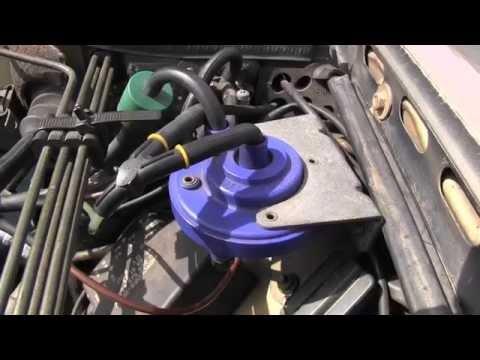 Mercedes Diesel Engine Om603 Vacuum Lines Mess Youtube