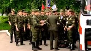 Солдаты-Прощаная Песня
