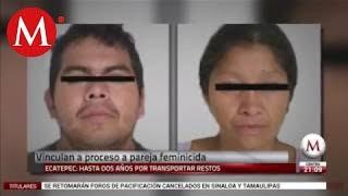 Vinculan a proceso a pareja que compró bebé a presuntos feminicidas de Ecatepec