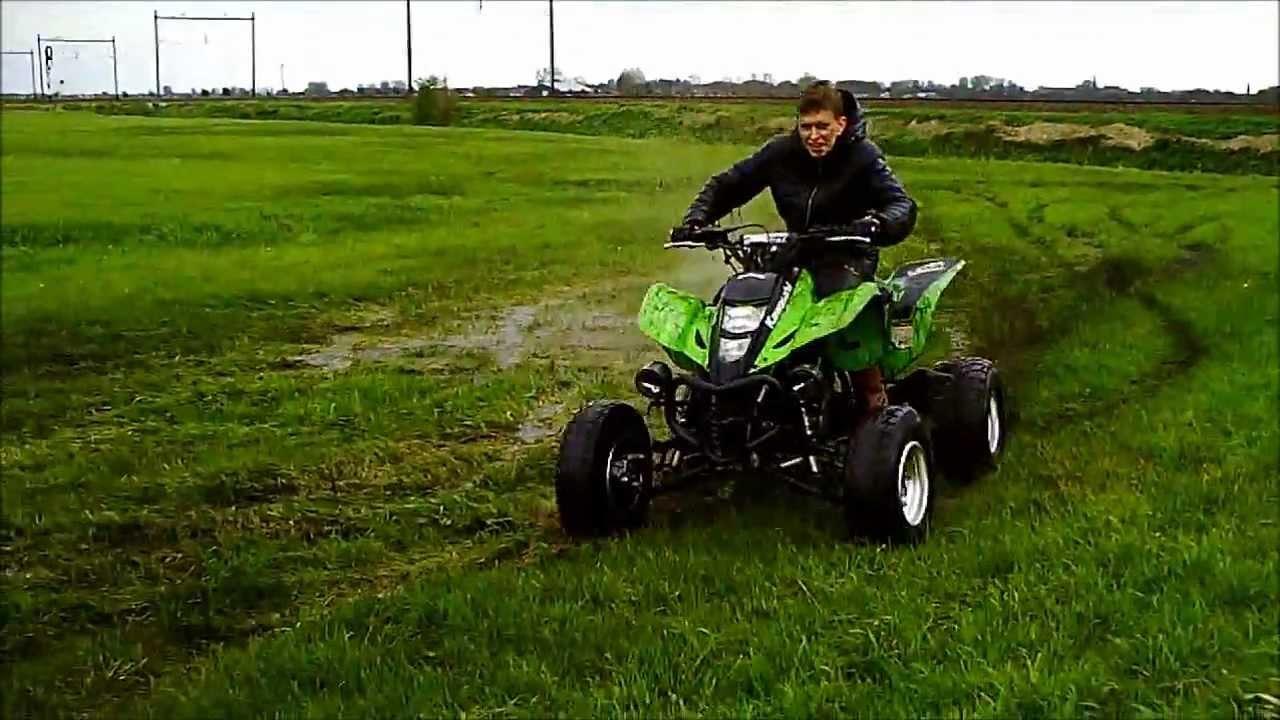 Kawasaki Ltz Quad