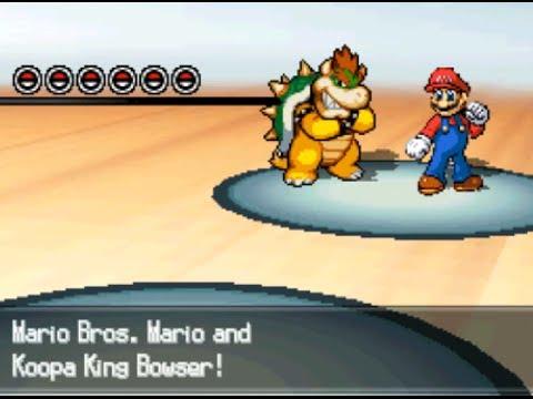 Giga Bowser Sprites Pokemon White 2 Hack: ...