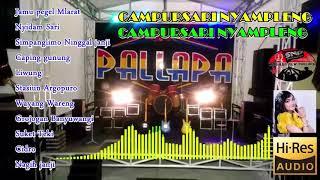 Wayang Wareng - CAMPURSARI New Pallapa TERBARU