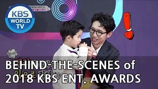 The behind-the-scenes of the 2018 KBS Entertainment Awards♥ [The Return of Superman/2019.01.13]