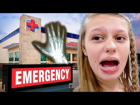 My DATE Had To Go To the EMERGENCY ROOM!