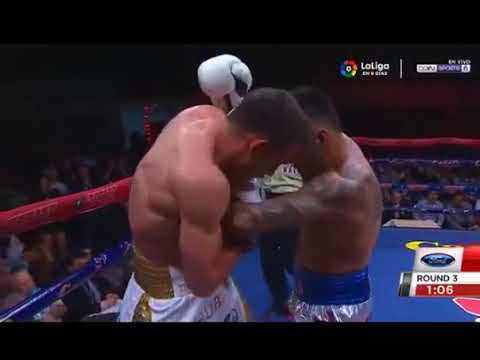 Roberto La Amenaza Garcia vs Omar Businessman Chavez