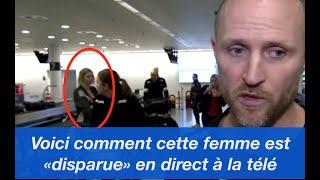 Mystère résolu: la vidéo de la femme qui disparaît en direct à la télé expliquée!