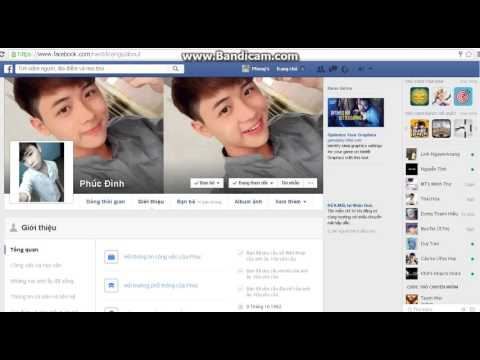 Hack nick Facebook