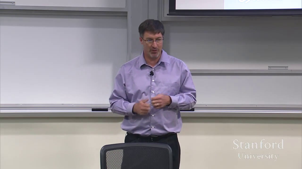 Stanford Seminar - Service Robots are Here