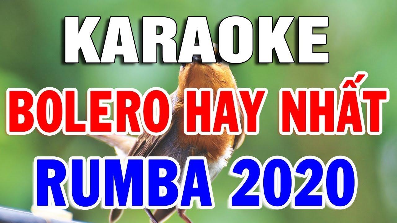 Karaoke Liên Khúc Bolero Nhạc Vàng Hay Nhất | Nhạc Sống karaoke Trách Ai Vô Tình | Trọng Hiếu