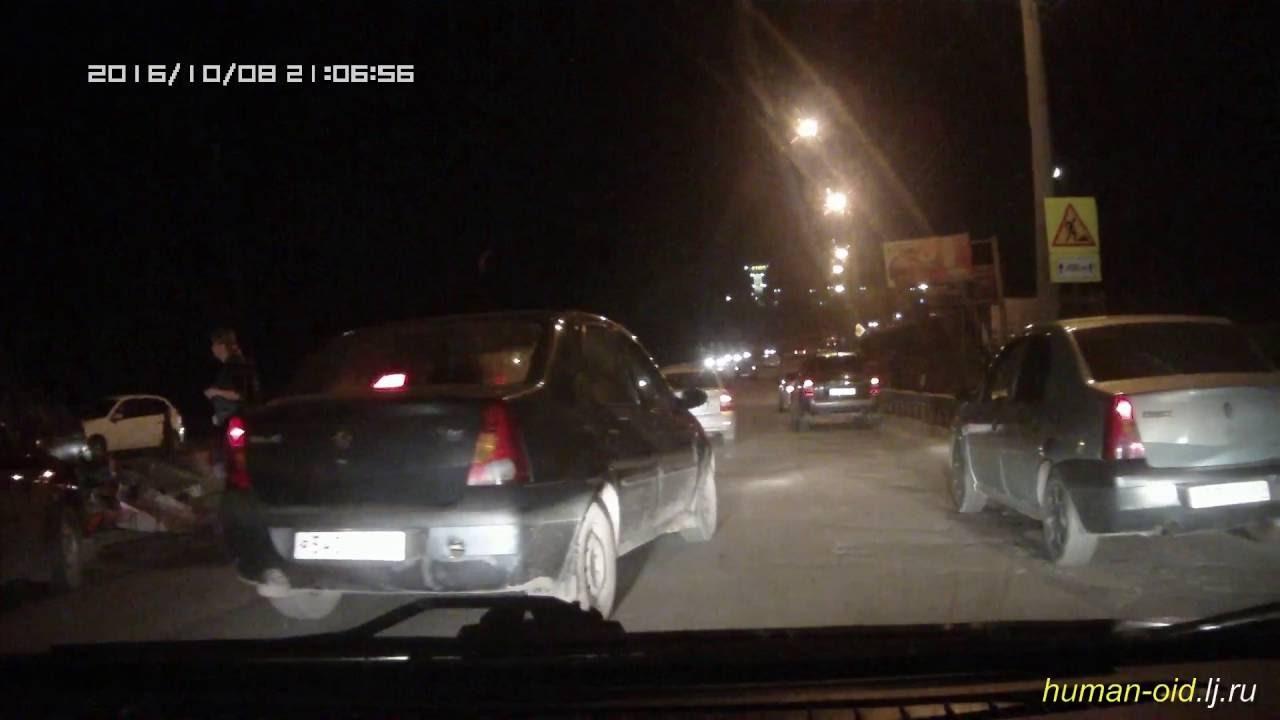 ДТП на Московском шоссе 8.10.2016 г.