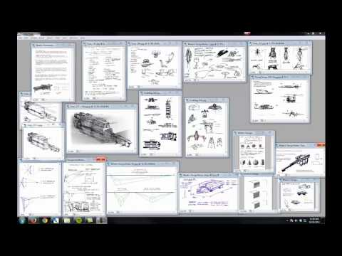 Vehicle And Mech Design - Paul Christopher