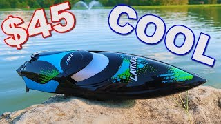 Cool Affordable RC Boat - Budget Friendly & FUN - JJRC S3 - TheRcSaylors