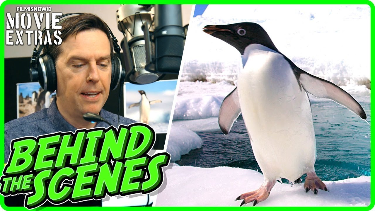 PENGUINS (2019) | Behind the Scenes of Disneynature Movie