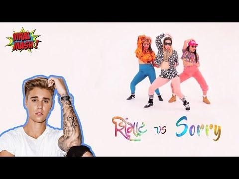 Funny Sorry  Tapori Girls vs Zingat mashup || Justin Bieber || Zingat Sorry Mashup || Dancing girls