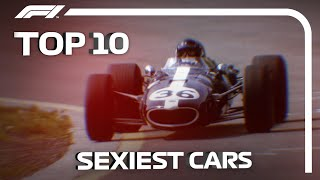 Top 10 Sexiest F1 Cars