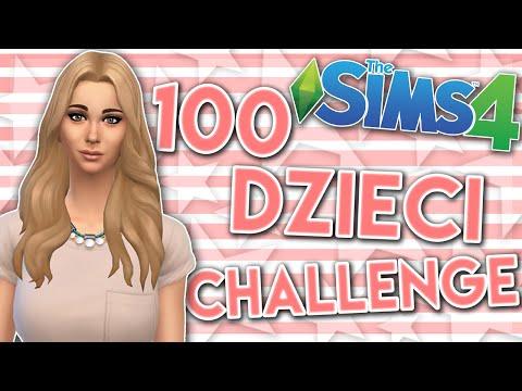 THE SIMS 4 CHALLENGE 100 DZIECI #84 DUCH