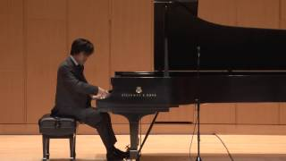 Beethoven: Sonata No. 30 in E Major, Op. 109 | Minsoo Sohn, Piano