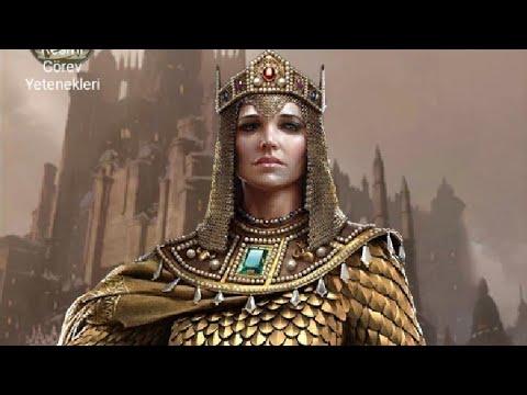 Clash Of Kings Kraliçenin Seti Nasıl Dövülür