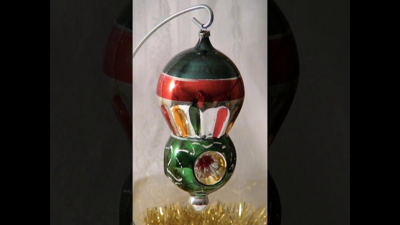 Foto Di Natale Anni 60.Palline Di Natale Vintage Video 2
