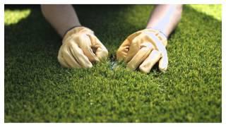 Укладка искусственной травы Oryzongrass(, 2016-04-23T18:14:26.000Z)