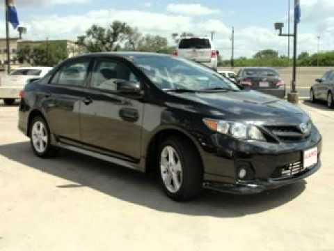 Used 2011 Toyota Corolla San Antonio TX