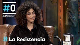 LA RESISTENCIA - Entrevista a Mina El Hammani   #LaResistencia 16.09.2019